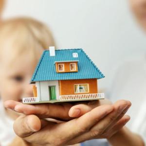 Как купить дом на материнский капитал?
