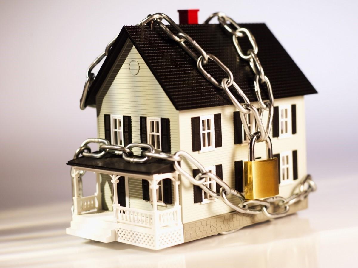 Что делать если наложен арест на недвижимость?